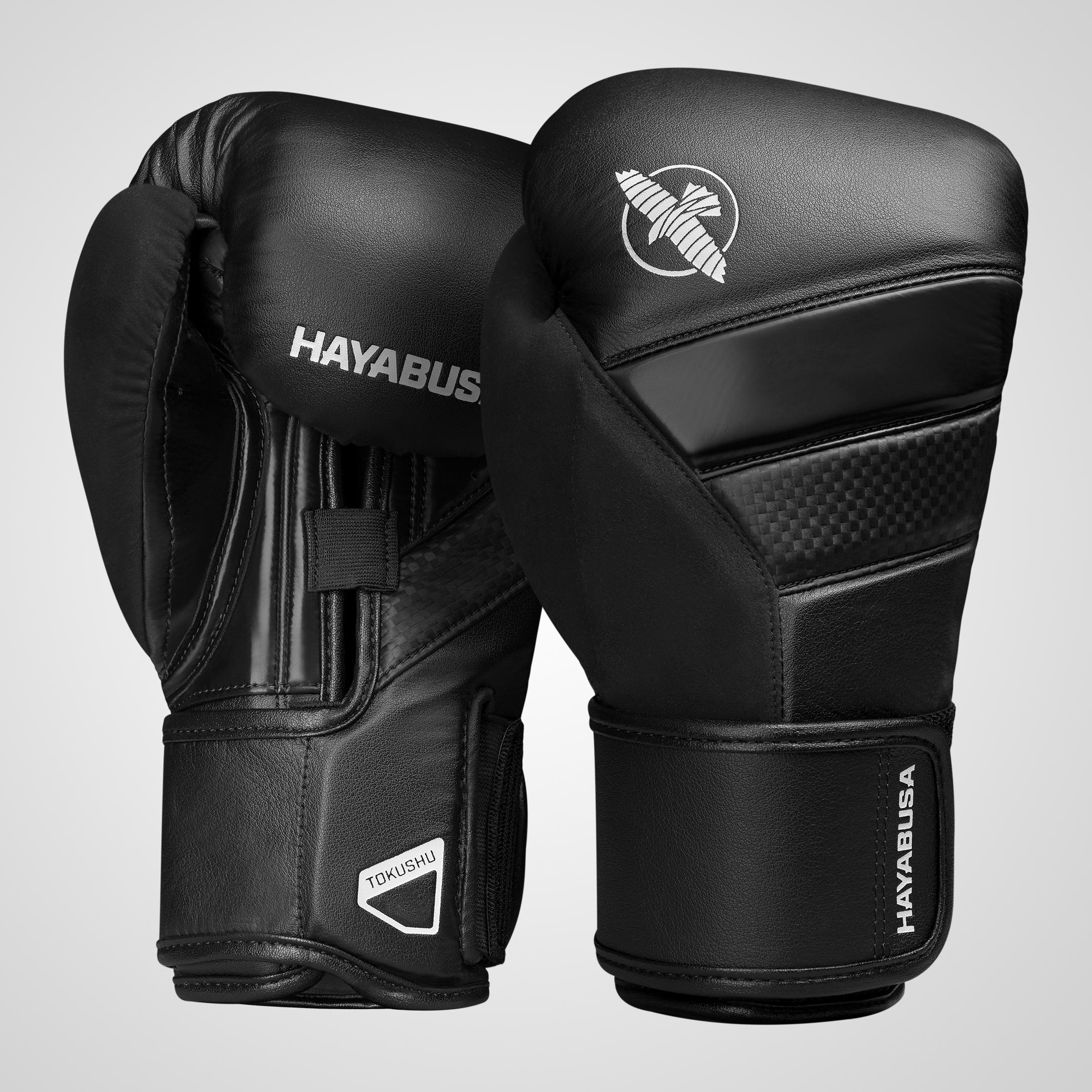 sac de frappe Hayabusa d/'entra/înement de Kickboxing Gants de boxe T3 MMA 4 oz
